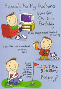 Birthday Card 1619
