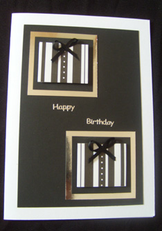 Birthday Card 1705