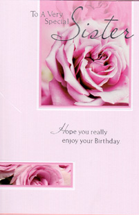 Birthday Card 3127