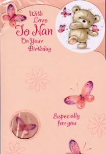 Birthday Card 3146