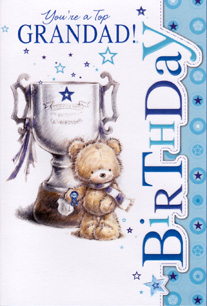 Birthday Card 3316