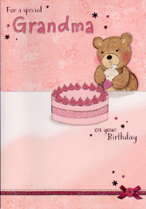 Birthday Card 3346