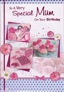 Birthday Card 3350