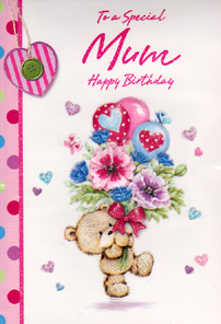 Birthday Card 3352