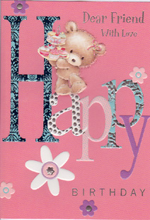 Birthday Card 3359