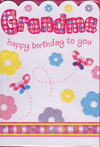 Birthday Card 3368