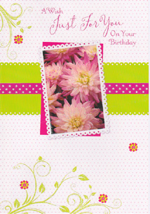 Birthday Card 3413