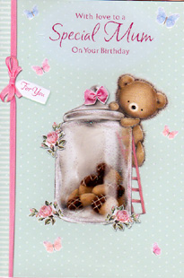 Birthday Card 3479