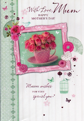 Birthday Card 3509
