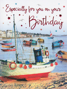 Birthday Card 3534