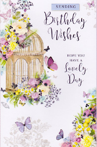 Birthday Card 3546
