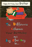 birthday card 1219