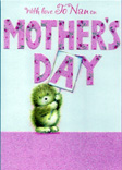 mothers day nan card 1461