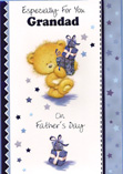 fathers day grandad card 1520