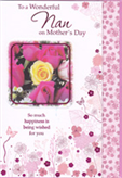 mothers day nan card 1999