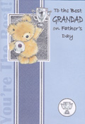 fathers day grandad card 2138