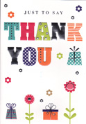 thank you card 2189