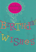 birthday card 3031