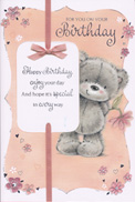 birthday card 3034