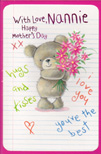 mothers day nan card 3057