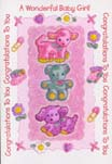 birth of baby girl card 61