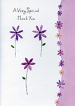 thank you card 790